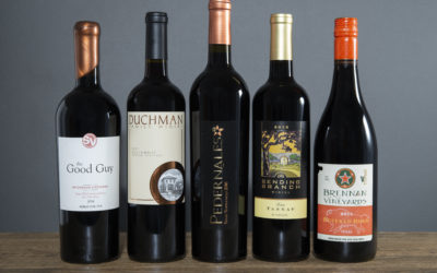 TEXAS FINE WINE PICKS FOR THANKSGIVING