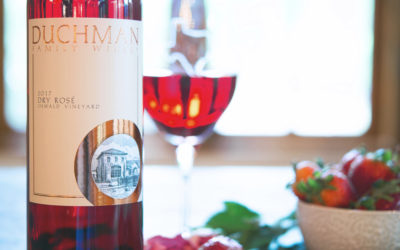 DUCHMAN FAMILY WINERY DRY ROSÉ