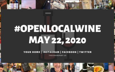 May 22 — #openlocalwine Celebration