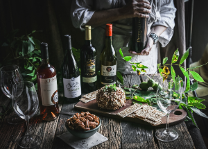 A TOAST TO TEXAS PECANS:  A VIRTUAL TEXAS PECAN AND WINE TASTING
